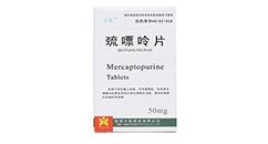 巯嘌呤片(Mercaptopurine Tablets)