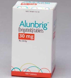 Alunbrig(brigatinib)