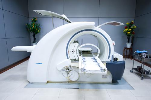 伽玛刀治疗肺癌脑转移瘤