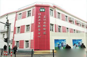 上海芷江西地段医院