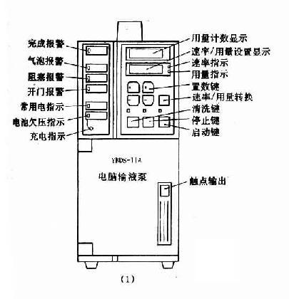 输液提醒器电路原理图
