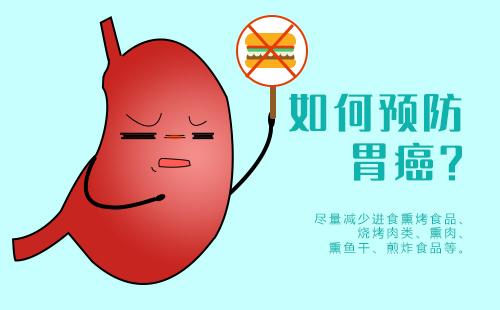 胃癌的症状有哪些?如何预防胃癌?
